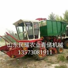 大型玉米秸秆收割机